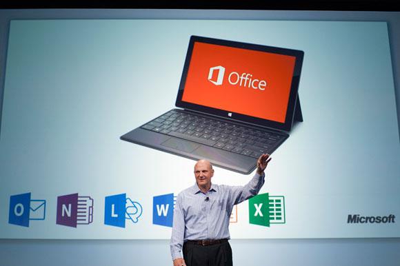 MS Project 2013, MS Project Server 2013, MS Project Online 2013: Стив Балмер приветствует аудиторию в Сан-Франциско. Нас ждет очень интересное время, - говорит Стив.